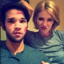Nathan Kress and London Elise Moore
