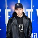 Nick Jonas attends FENTY PUMA Fall, Winter 2017 Collection at Bibliotheque Nationale de France on March 6, 2017 in Paris, France