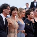 Sienna Miller Closing Ceremony and Le Glace Et Le Ciel Premiere In Cannes