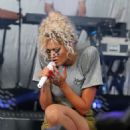 Rita Ora – Performs at Rize Festival in Chelmsford