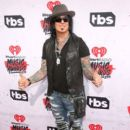 Musician Nikki Sixx attends the iHeartRadio Music Awards at The Forum on April 3, 2016 in Inglewood, California.