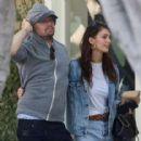Leonardo DiCaprio and Camila Morrone - 416 x 416