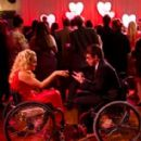 Kevin McHale and Ali Stroker