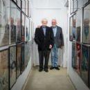 Harold Prince and Sheldon Harnick - 454 x 303