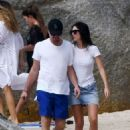 Camila Morrone and Leonardo DiCaprio on holiday in Thailand