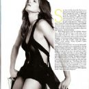 Cindy Crawford Madison Magazine Pictorial January 2010