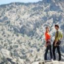 Lee Min Ho and SNSD's Yoona for Eider CF shoot
