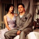 Brendan Fraser on stage in 'Cat On A Hot Tin Roof