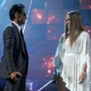 Jennifer Lopez and Marc Anthony- The 17th Annual Latin Grammy Awards - Show - 454 x 337