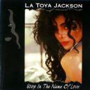 La Toya Jackson - Stop In The Name Of Love