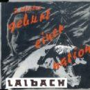 Laibach - 3. Oktober - Geburt Einer Nation