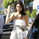 Kendall Jenner Out In Hollywood