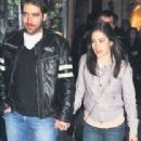 Cahit Baha Pars and Hazal Kaya