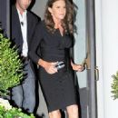 Caitlyn Jenner Wears Sexy Leopard Dress, Proving That She's a Kardashian at Heart: See the Style Photos!