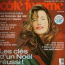 Jane Birkin - Cote Femme Magazine Cover [France] (December 2004)