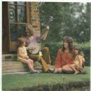 John Paul Jones and Maureen Jones with daughters, early 1970s