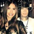 DJ Ashba and Natalia Henao The Joint, Hard Rock Hotel & Casino - 397 x 720