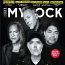Metallica - My Rock Magazine Cover [France] (December 2016)