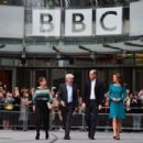 The Duke And Duchess Of Cambridge Visit The BBC