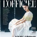 Alexandra Binaris - L'Officiel Magazine Cover [Austria] (September 2020)