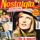 Beata Tyszkiewicz - Nostalgia Magazine Cover [Poland] (January 2018)