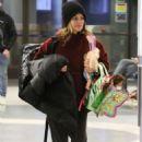 Rachel Bilson – Arrives at LAX Airport in LA - 454 x 681