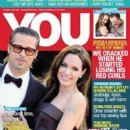 Angelina Jolie, Brad Pitt - You Magazine Cover [South Africa] (26 April 2012)