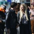 Jennifer Morrison – Filming 'Once Upon a Time' in Vancouver September 24, 2016 - 454 x 432