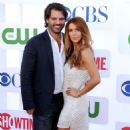 Poppy Montgomery and Shawn Sanford - 454 x 563