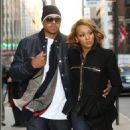 Monica and Shannon Brown - 454 x 554