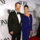 Tom Hanks and Rita Wilson: Tony Awards 2013