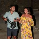 Lucy Mecklenburgh and Ryan Thomas – On Holiday in Mykonos - 454 x 680