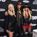 Richie Sambora attends the 33rd Annual Rock & Roll Hall of Fame Induction Ceremony at Public Auditorium on April 14, 2018 in Cleveland, Ohio - 399 x 600