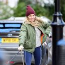Sienna Miller – Seen on Mother's Day in London