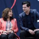Loretta Lynn and Jack White Induction Into The Nashville Walk Of Fame on June 4, 2015 in Nashville, Tennessee. - 454 x 330