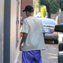 Hailey and Justin Bieber – Out and about in Beverly Hills