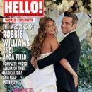 Robbie Williams And Ayda Field Wedding - 409 x 575