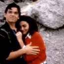 Jason Gedrick and Nancy Valen