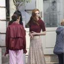 Alexina Graham and Luma Grohte – L'Oreal Photoshoot in Paris - 454 x 652