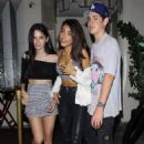 Madison Beer – Exits Kaia Gerbers birthday dinner in West Hollywood - 454 x 681