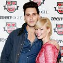 Gabe Saporta and Erin Fetherston - 454 x 389