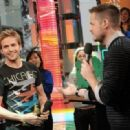 Michael Stahl-David on TRL