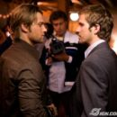 Mike Vogel and Michael Stahl-David in Cloverfield
