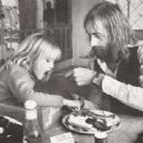 Amelia Fleetwood & dad, 1977