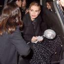 Lily James at The Waldorf Hilton in London 02/12/2019 - 454 x 651