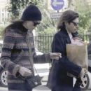 Keira Knightley and James Righton Out in London