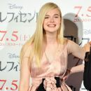 Maleficent Press Conference Photocall in Tokyo (June 24, 2014)