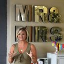 Kerry Katona – Working in a Furniture Shop in Warrington - 454 x 574