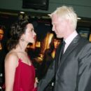 Jennifer Connelly and Paul Bettany at Dark Water Premiere