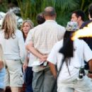 Jennifer Aniston - On Set Of 'Just Go With It' In Hawaii - April 20, 2010